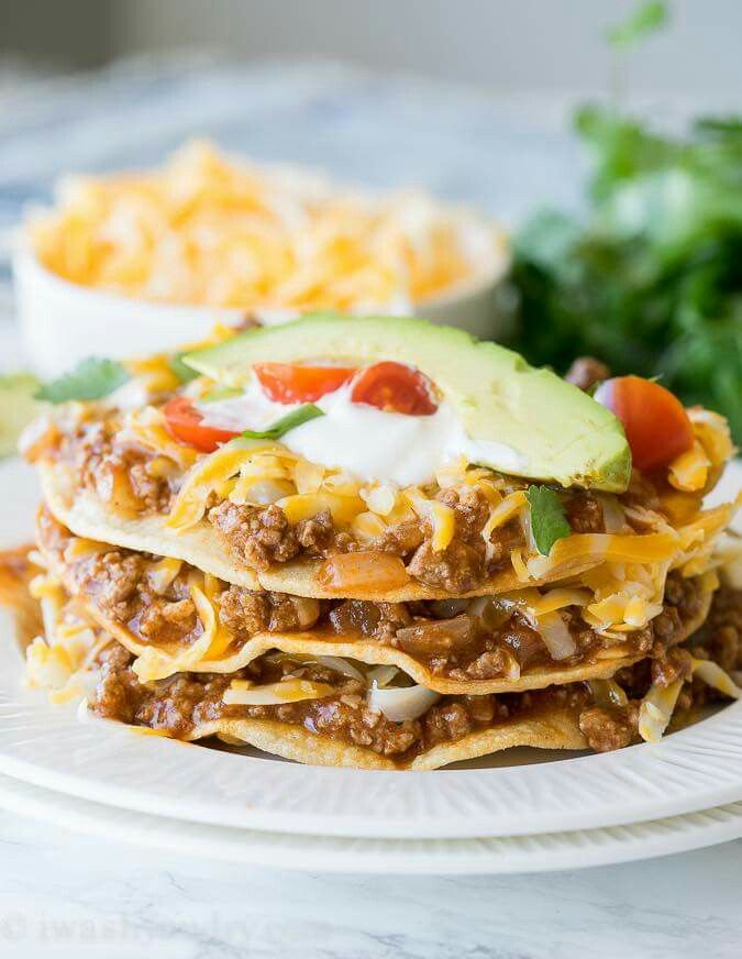 Easy Mexican Main Dishes Part - 45: Mexican Pizza