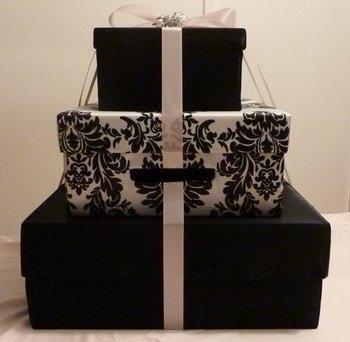 DIY Card Box Wedding