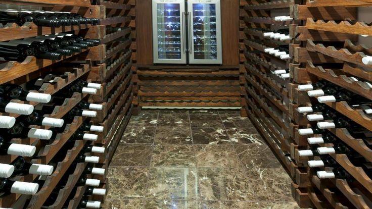 10 Wilden Street, Paddington - wine cellar idea.