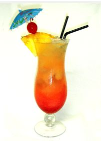 On the beach, The beach and Cocktail drinks on Pinterest