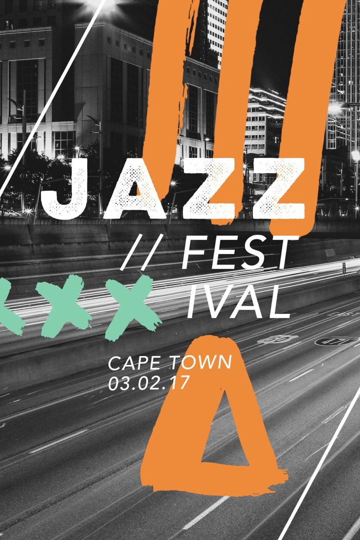 Jazz Festival  #madewithover