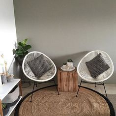 white acapulco chair kmart - Google Search