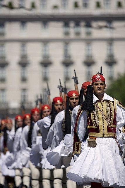The Evzones, Greek Presidential Guard