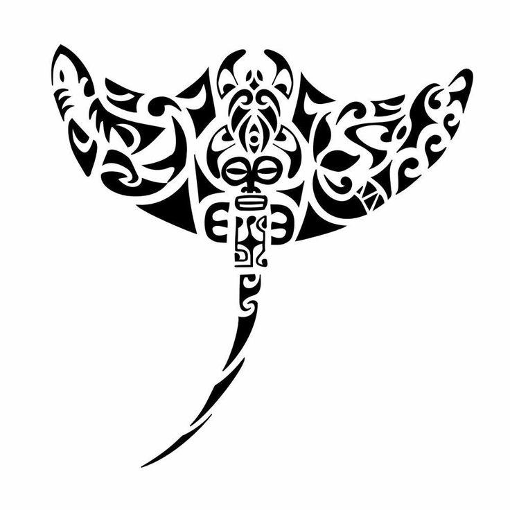 18 best maori tribal tattoo manta ray turtles images on pinterest polynesian tattoos. Black Bedroom Furniture Sets. Home Design Ideas