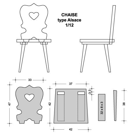 375 best images about 3d paper doll furniture toys for Chair design templates