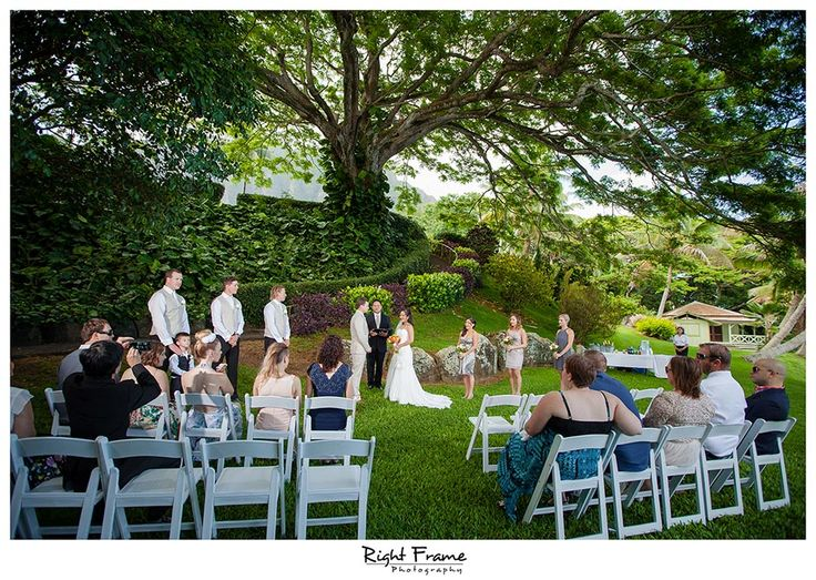37 best Kualoa Ranch Wedding at Moli\'i Gardens images on Pinterest ...