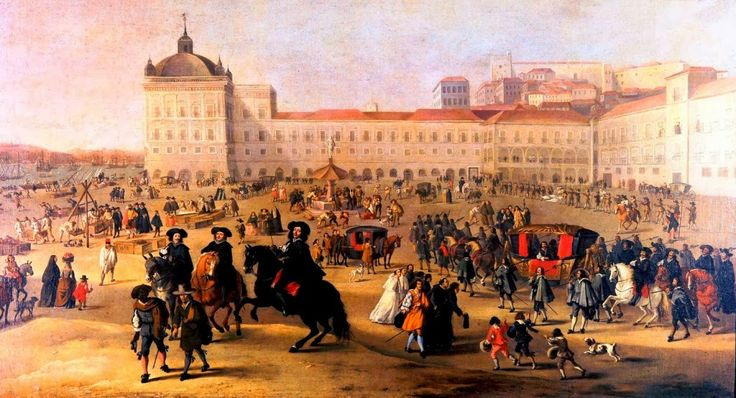 LISBON - prior to 1755 earthquake