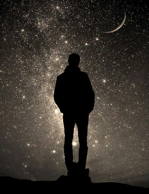 When I'm free... I will leave everything behind and follow the stars.