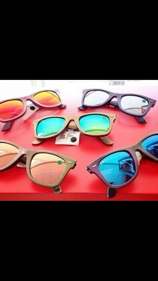 Thick Framed Ray ban