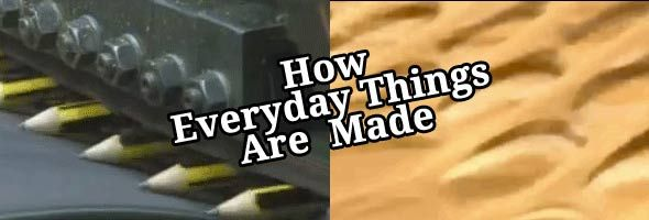 11 animated GIFs showing how everyday things are made. I can't stop watching #10. - http://www.tinnituzz.com/how-everyday-things-made/