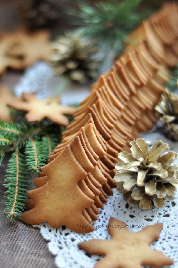 Winter Solstice:  #Cookies, for the #Winter #Solstice.