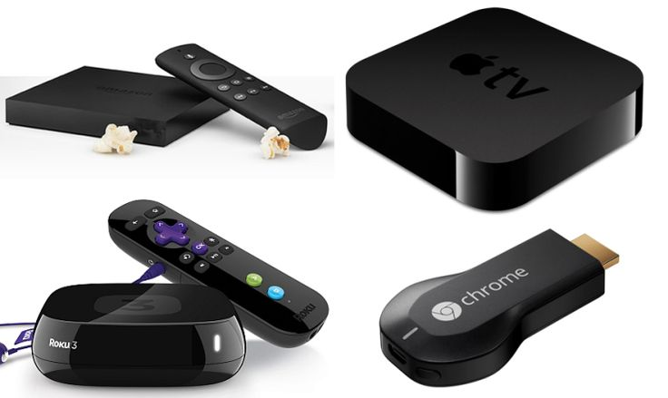 Chromecast vs Roku vs Apple TV vs Amazon Fire TV The Best