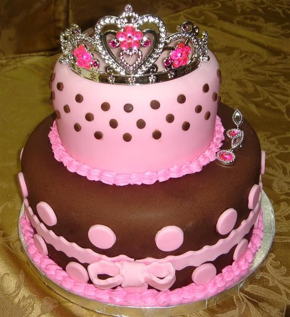 Happy Birthday cakes for girls images and pictures