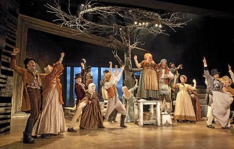 Keskisuomalainen / Katri Kekäläinen: Les Misérables on turvallinen tuote (15.9.2013)