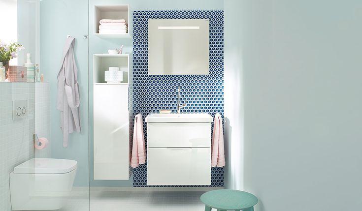 burgbad eqio | Badezimmerschrank und Badspiegel für urbane Räume. productdesign: nexus product design.