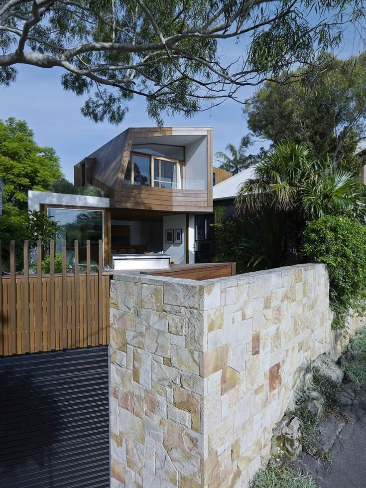 The Balmain House by Fox Johnston   HomeDSGN, a daily source for inspiration and fresh ideas on interior design and home decoration.