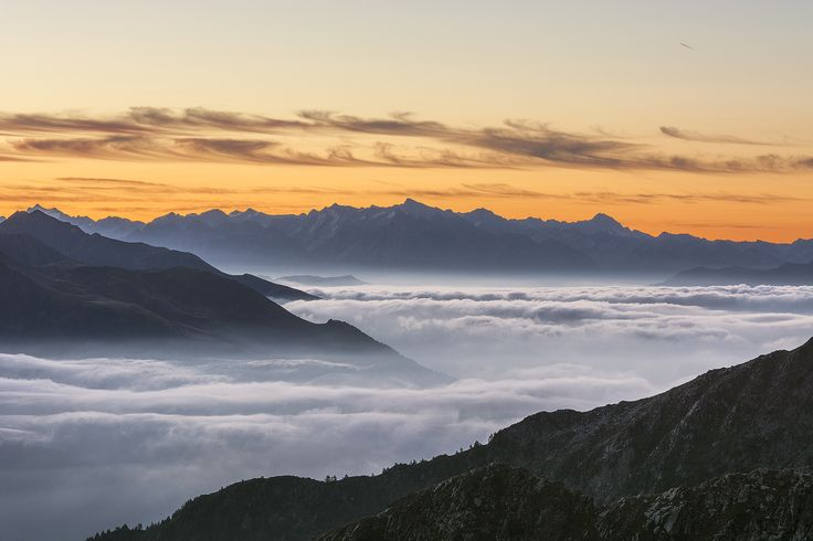 Giochi della natura all'alba by Andrea Mottarella on 500px: