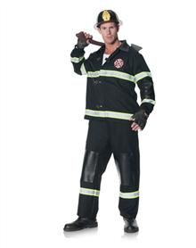 Best Mens Halloween Costume Ideas: Fireman