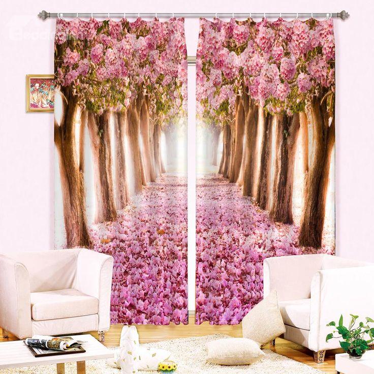 48 best 3d curtains images on pinterest | blackout curtains