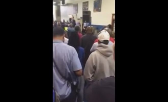 WATCH: 1,400 Indiana Workers Learn Their Jobs Are Going to Mexico