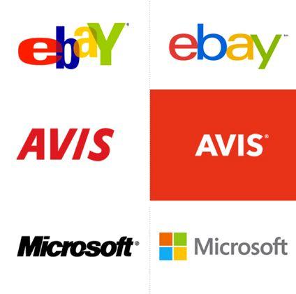 28 best logos & branding talk (do's & don'ts) images on pinterest
