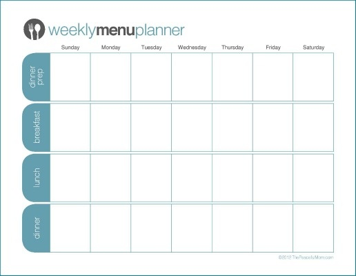 Weekly Menu Planner template: Ideas, Fun Recipes, Organizations, Food, Menu Plans, Free Printable, Week Menu Planners, Week Meals Planners, Meals Plans