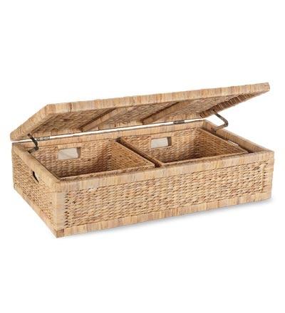 Under Bed Storage #storage #basket