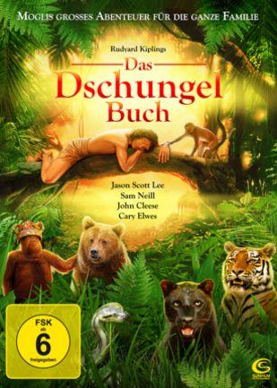 Das #Dschungelbuch - Mogli muss mit seinen Freunden Baghira, dem Panther, dem Bären Balu und dem Wolf 'Grauer Bruder' den Dschungel gegen den Tiger Shir Khan und die gierige Zivilisation verteidigen. Hier kommst du zum #Spielfilm: http://www.kinderkino.de/filme/das-dschungelbuch/