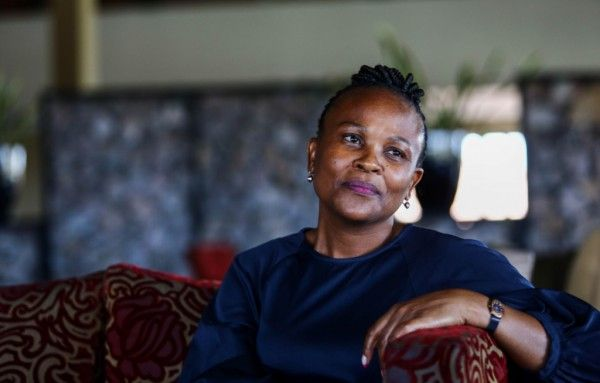 Public Protector wants to change Constitution on Reserve Bank.