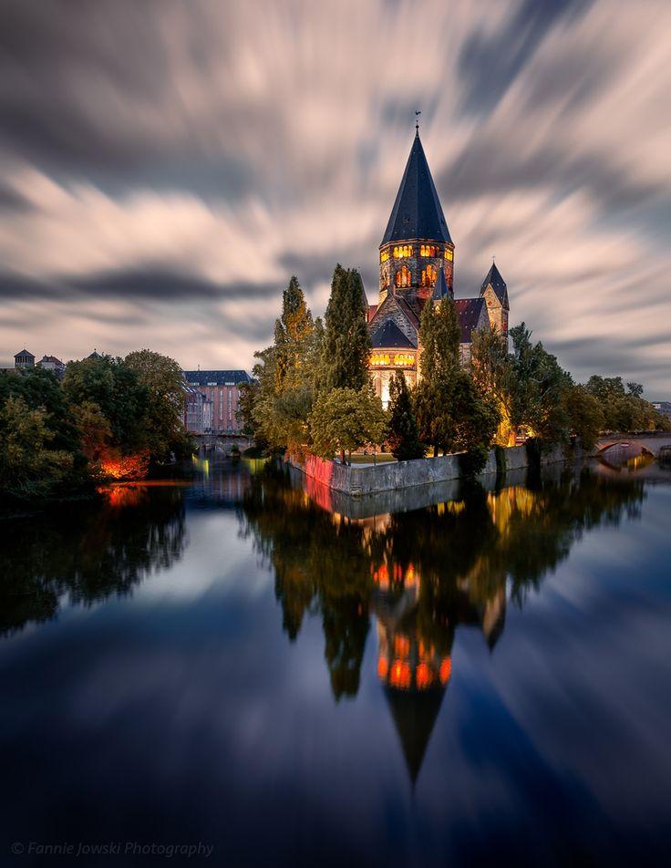 Temple Neuf, Strasbourg, Alsace