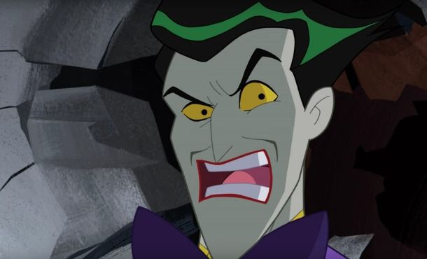 Mark Hamill's Joker Returns In Justice League Action Trailer