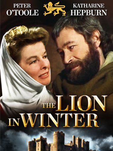 The Lion in Winter (1968). Starred: Katharine Hepburn, Peter O'Toole. Production: (Producer) Martin Poll, (Writer) James Goldman. Genre: Drama. Running Time: 135 minutes. Directed by Anthony Harvey. 2014-02-04.