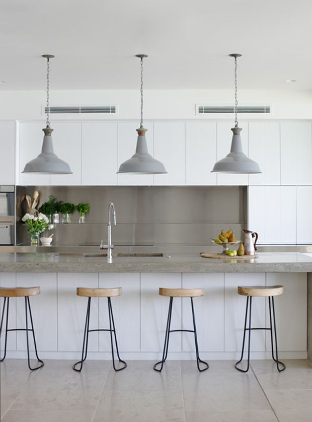Industrial Kitchen Justine Hugh Jones