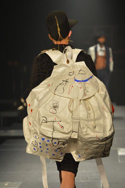 Takeo Kik\uchi. See all of Tokyo fashion week fall 2015's most amusing looks.