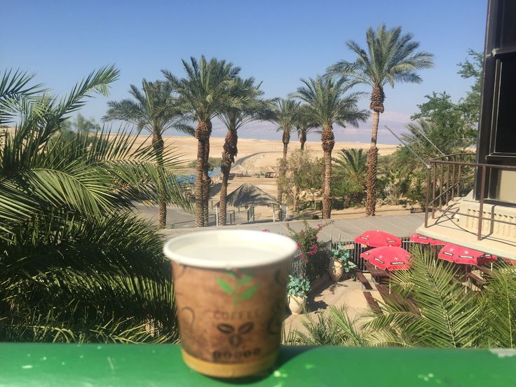 Coffee and the Dead Sea