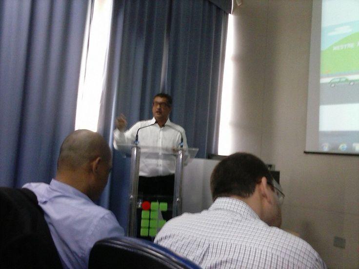 03/07/2015 - Ronaldo Freire Andrade no evento em comemoração ao Dia do Fiscal Municipal em Serra, ES