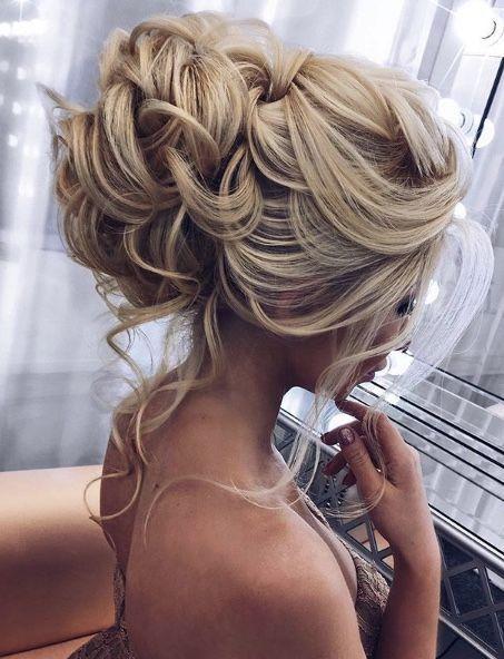 Hairstyle de mariage Inspira