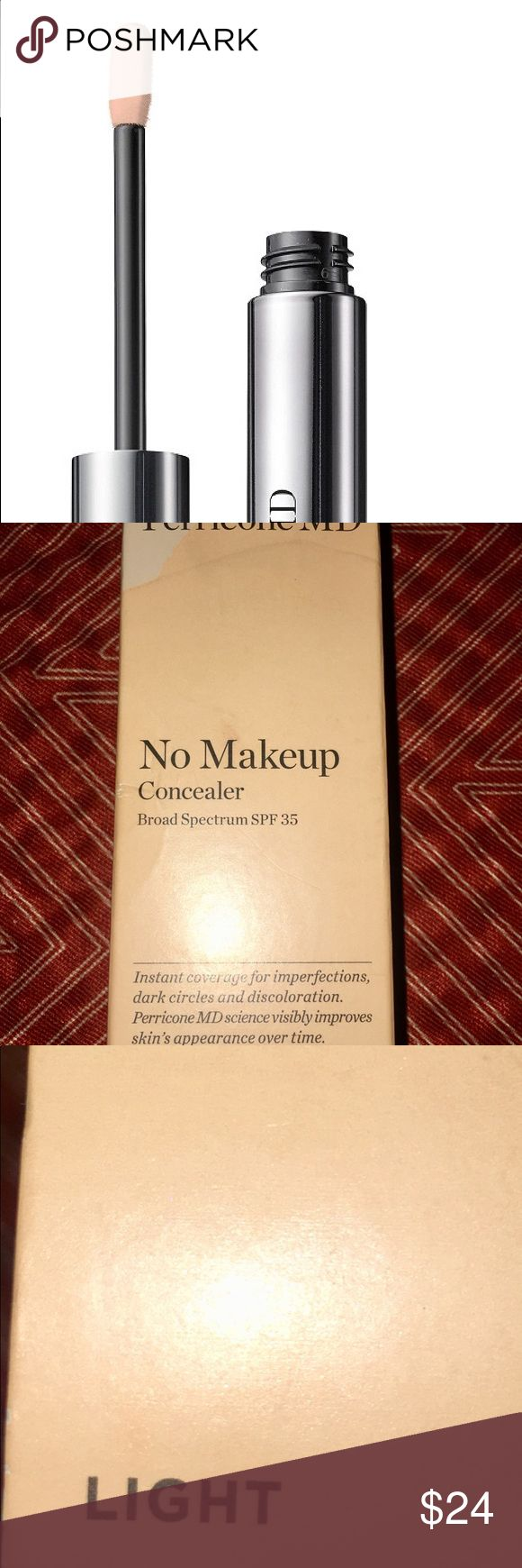 Perricone me no make up concealer. Light Perricone MD's No