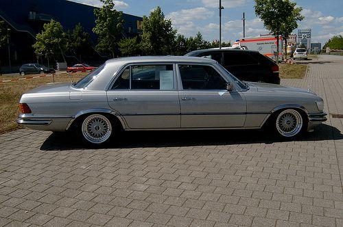 Mercedes Benz W116 450 SEL 6.9 | Henrik Sommer | Flickr