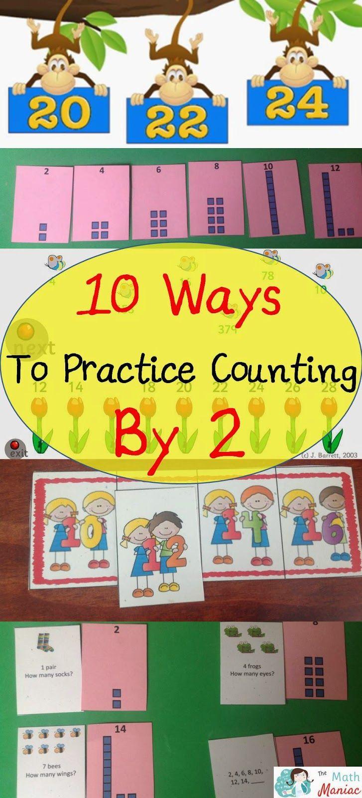 53 best skip counting images on pinterest kindergarten math