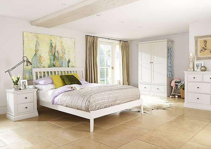 Ambriella narrow wardrobe black white in 2019 - Furniture village bedroom furniture ...