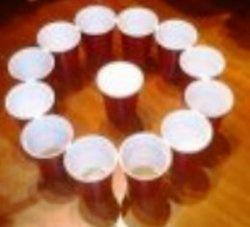chandelier drinking game
