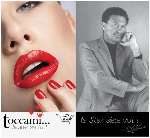 """Toccami make up: """"Le star siete voi.."""""""