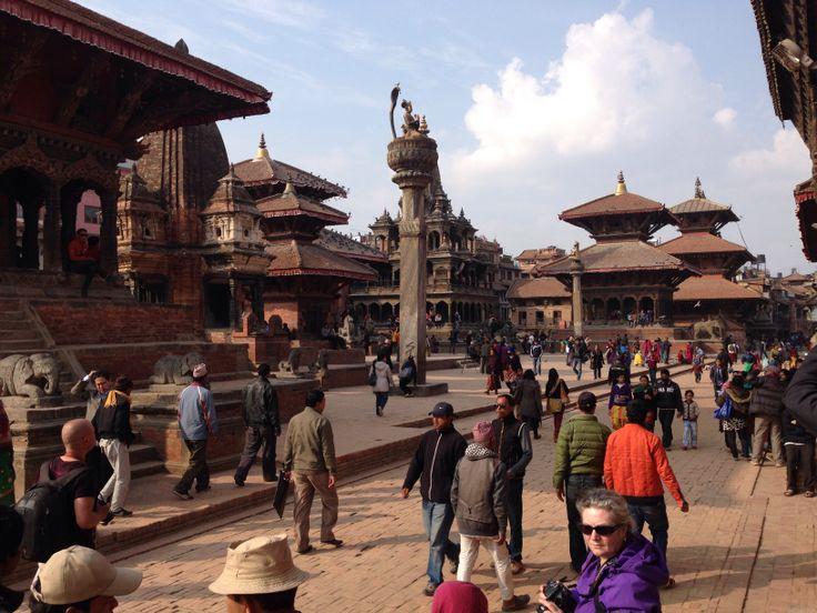 Patan Durpar Square