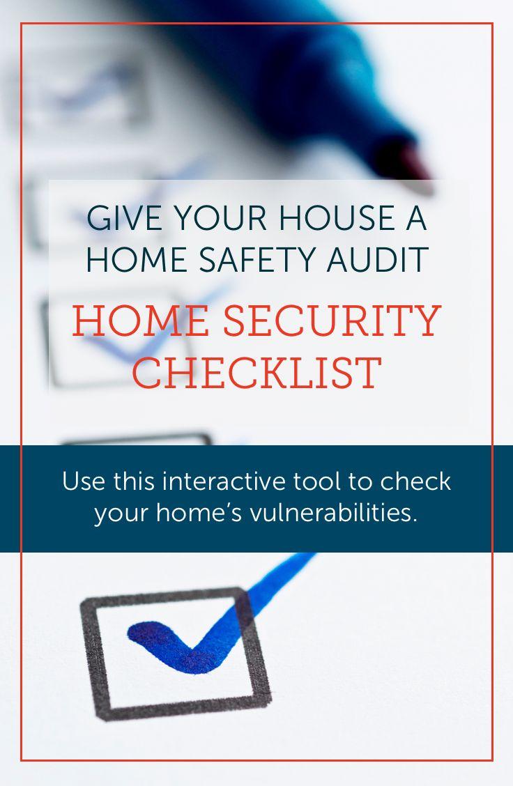 Best Home Safety Checklist Ideas On Pinterest Safety