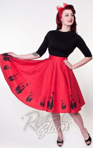 We are in love with the El Gato collection from #heartofhaute this season!  See our website www.retroglam.com for more colors and dresses also! If we don't have your size online we may have instore email us and we can check! #pinup #retro #forties #50s #retroglamclothing #retroglam #rowenaedmonton #holidays2015 #dress #vintageinspired #pinupcouture #curvygals #plussize #fashion #modernpinup #heartofhaute #elgato #cats