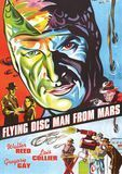 Flying Disc Man from Mars [DVD] [English] [1950]