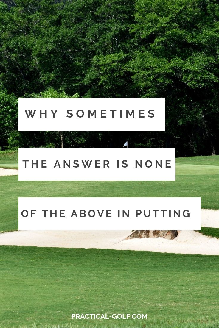 Golf Information & Technique Guide