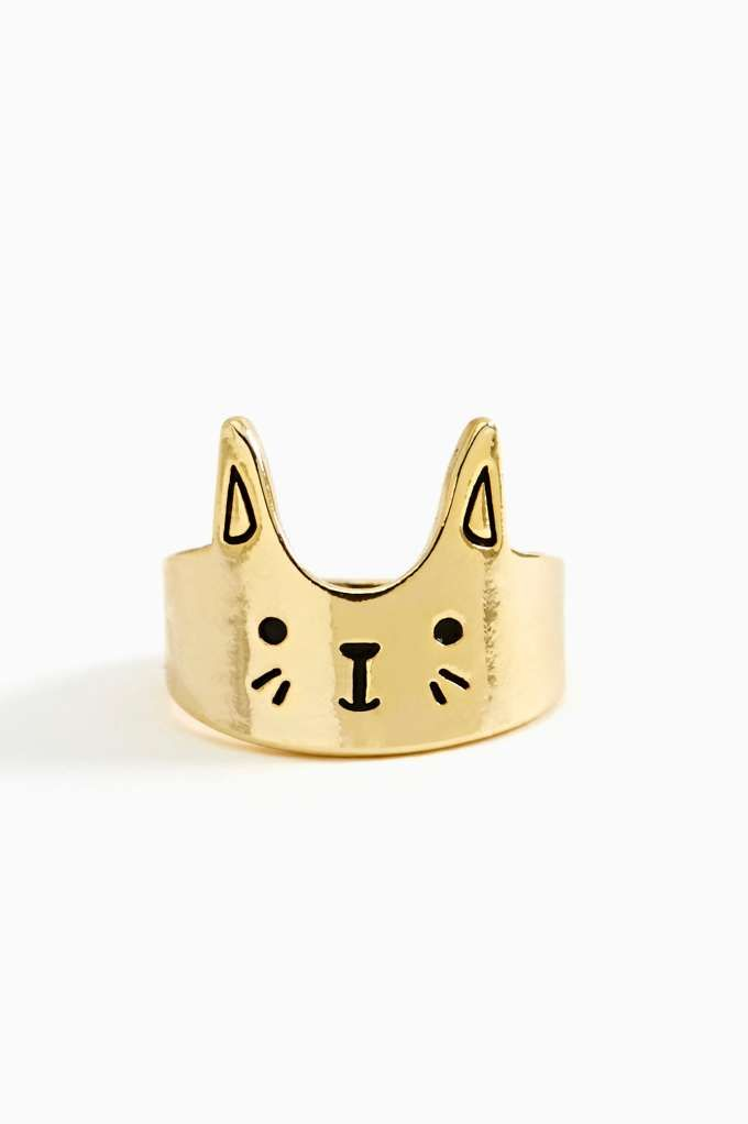 Here Kitty Ring