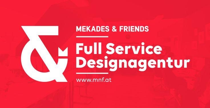 Agentur für Grafikdesign, Webdesign, Corporate Design, Logodesign, Webdesign, SEO, CMS, Print und Produktion. Mekades & Friends Designagentur aus Wien.